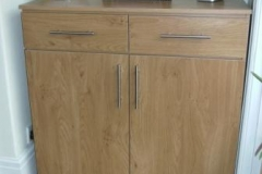 JL Joinery Wood Cabinet