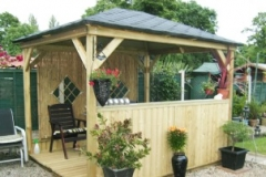 JL Joinery Made to Measure Gazebo