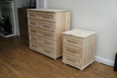 JL Joinery Wooden Draws