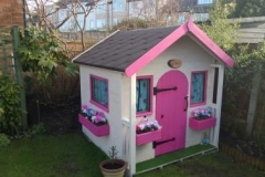 JL Joinery Kids Playhouse