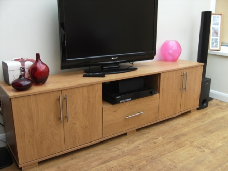 JL Joinery TV Cabinet Stand