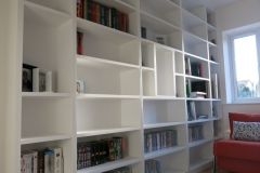 Bookshelf by Leeds Joiners