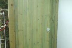 JL Joinery Wooden Garden Gate