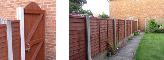 fence panels gates joiner Leeds