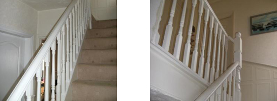 Joiner stair parts Leeds