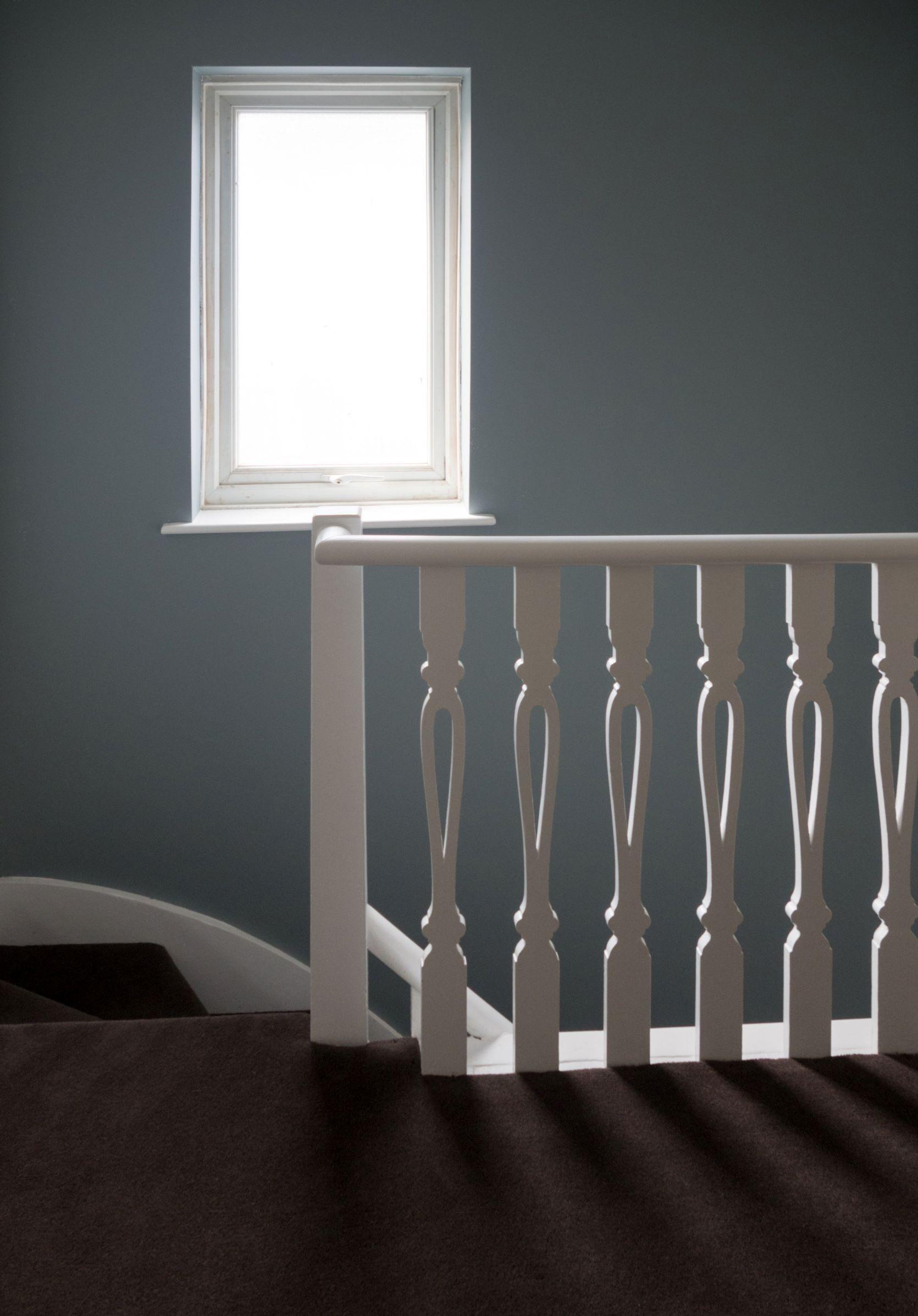 Wooden Stair Balustrade